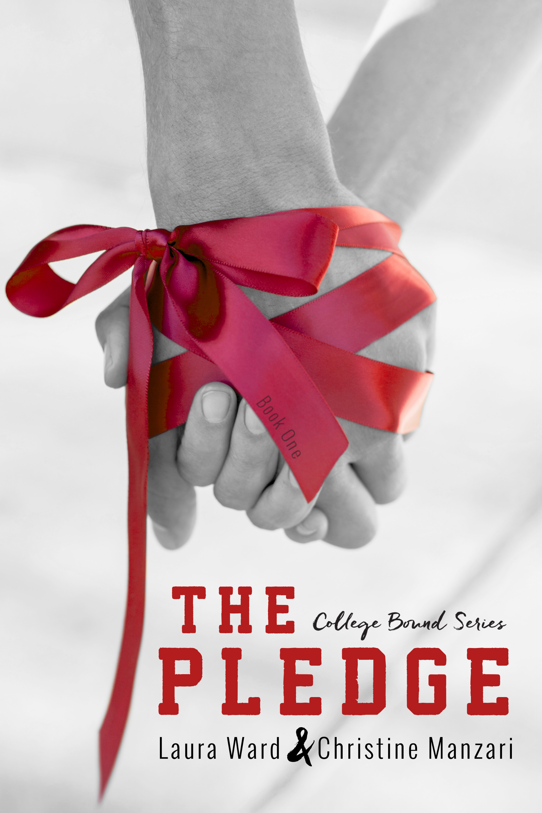 Blog Tour, Review & Giveaway: The Pledge (College Bound #1) by Laura Ward & Christine Manzari