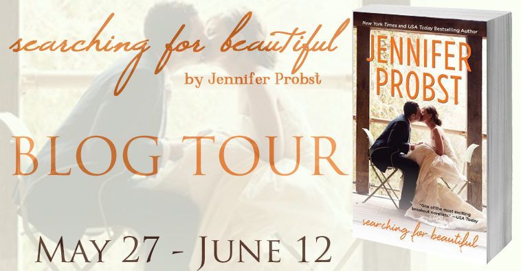 Blog Tour, Review & Giveaway: Searching for Beautiful (Searching For #3) by Jennifer Probst