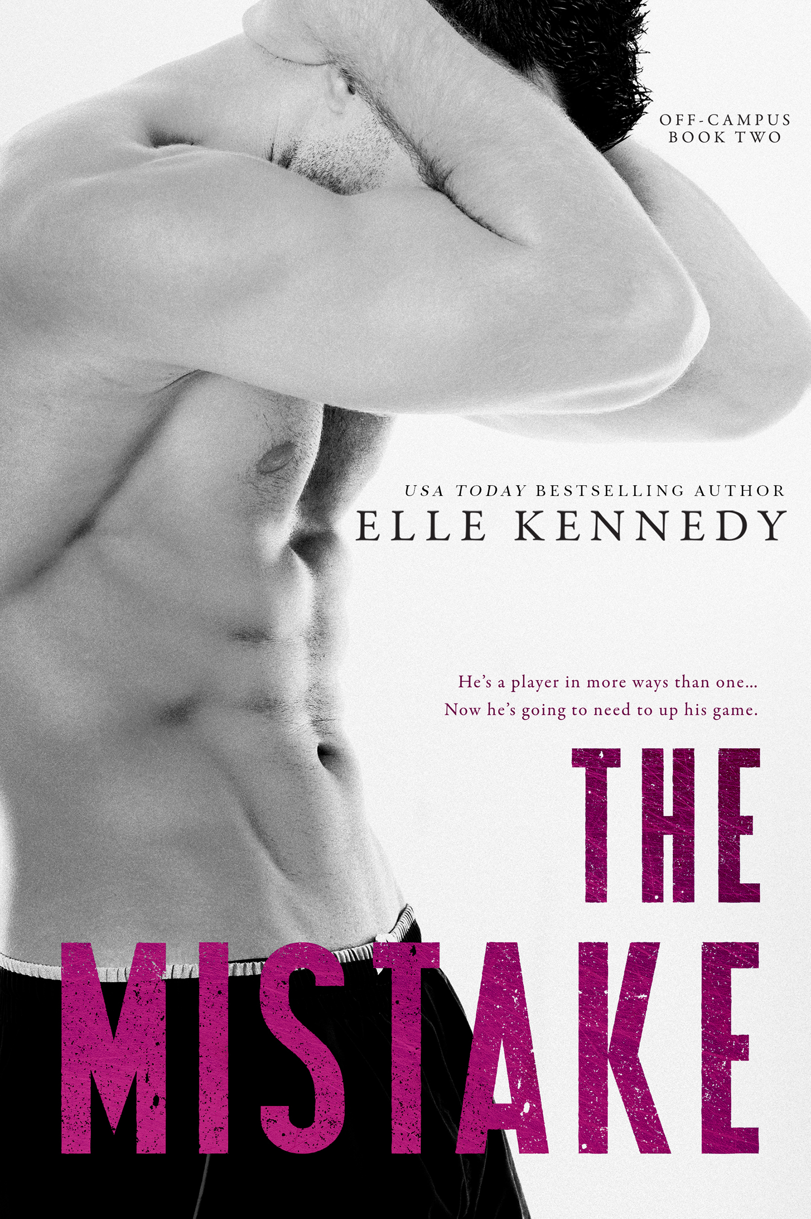 In Review: The Mistake (Off-Campus #2) by Elle Kennedy