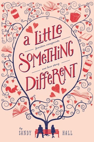 In Review: A Little Something Different by Sandy Hall