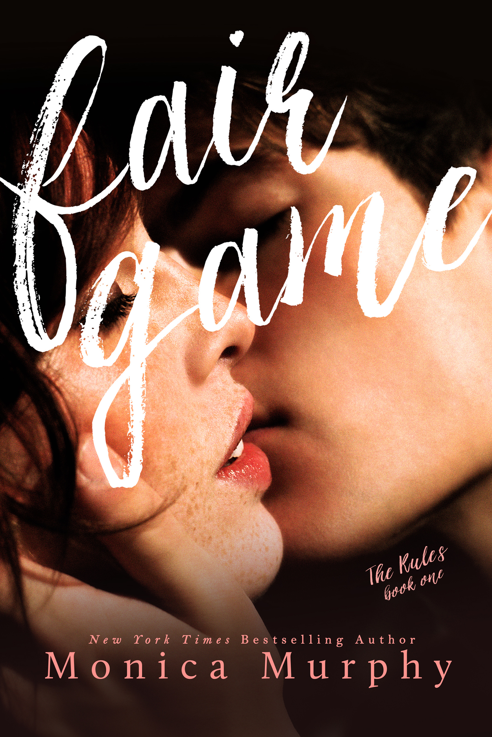 Blog Tour, Review, Teasers & Giveaway: Fair Game (The Rules #1) by Monica Murphy