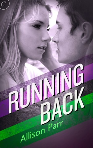 In Review: Running Back (New York Leopards #2) by Allison Parr