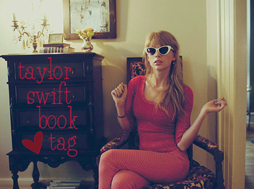 The Taylor Swift Book Tag!