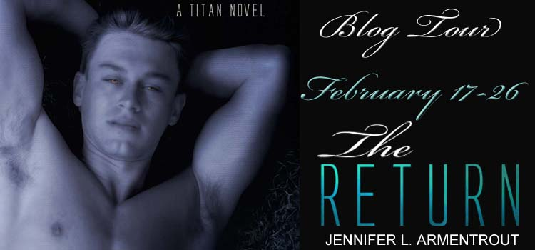 Blog Tour, Review & Giveaway: The Return (Titan #1) by Jennifer L. Armentrout