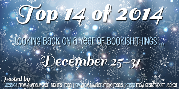 Top 14 of 2014: New-to-Me Authors