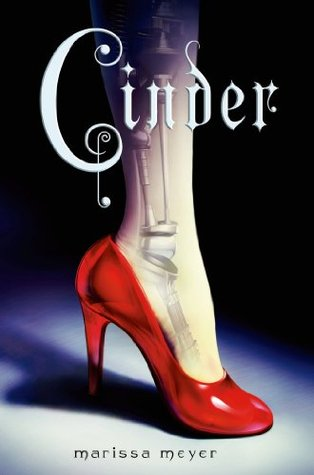 Re-read Review: Cinder (The Lunar Chronicles #1) by Marissa Meyer