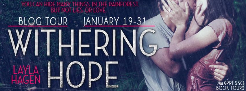 Blog Tour & Review: Withering Hope by Layla Hagen