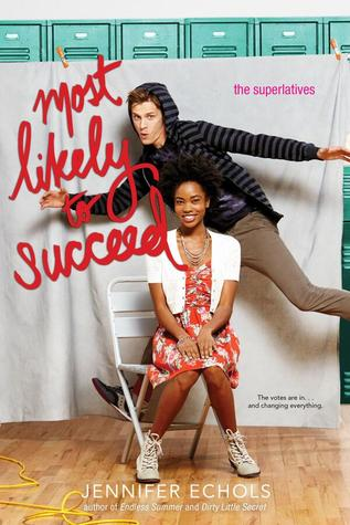 In Review: Most Likely to Succeed (Superlatives #3) by Jennifer Echols