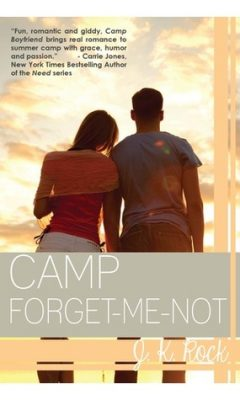 In Review: Camp Forget-Me-Not (Camp Boyfriend #3) by J.K. Rock