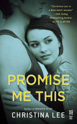 In Review: Promise Me This (Between Breaths #4) by Christina Lee