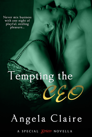 In Review: Tempting the CEO (A Sleeping with the Enemy Novella) by Angela Claire