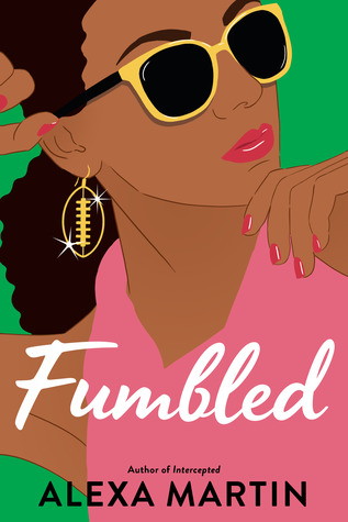 In Review: Fumbled (Playbook #2) by Alexa Martin