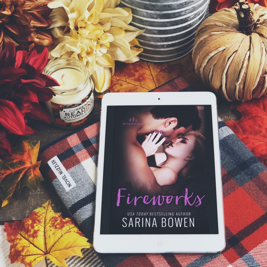 In Review: Fireworks (True North #6) by Sarina Bowen