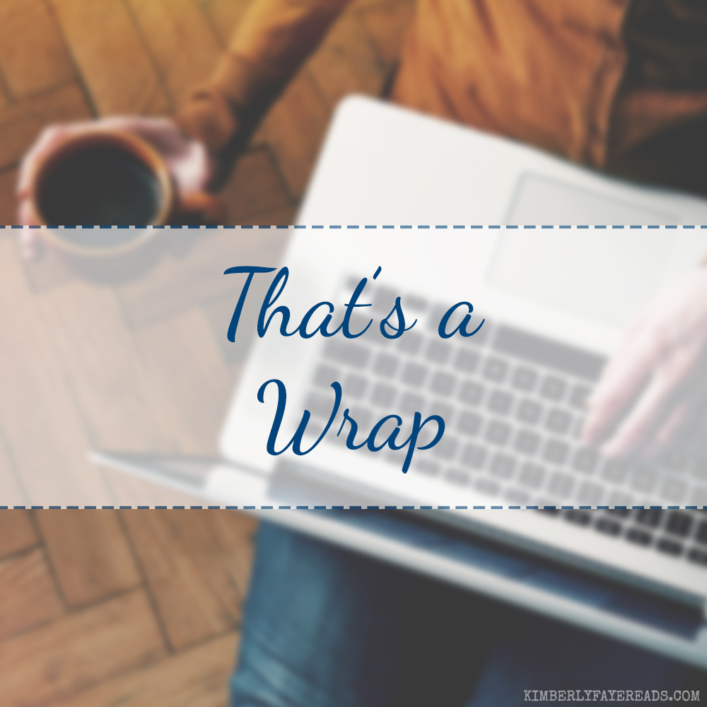 That's a Wrap: April 2019