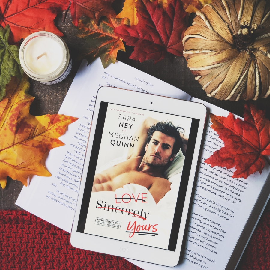 In Review: Love, Sincerely, Yours by Sara Ney & Meghan Quinn