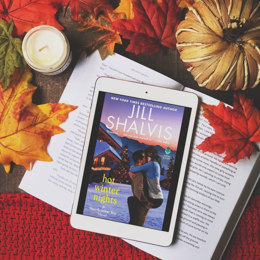Blog Tour & Review: Hot Winter Nights (Heartbreaker Bay #6) by Jill Shalvis
