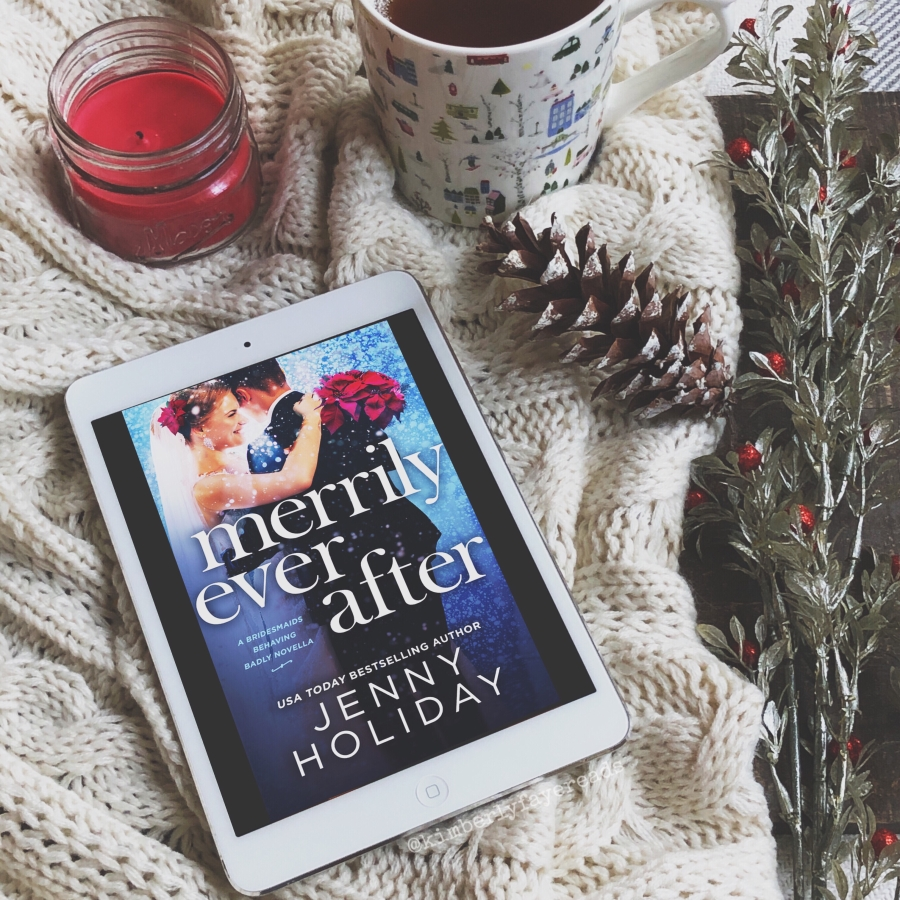 In Review: Merrily Ever After (Bridesmaids Behaving Badly #2.5) by Jenny Holiday