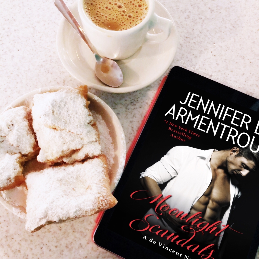In Review: Moonlight Scandals (de Vincent #3) by Jennifer L. Armentrout