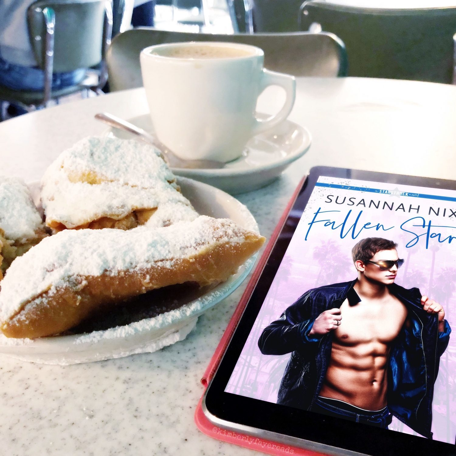 In Review: Fallen Star (Starstruck #2) by Susannah Nix