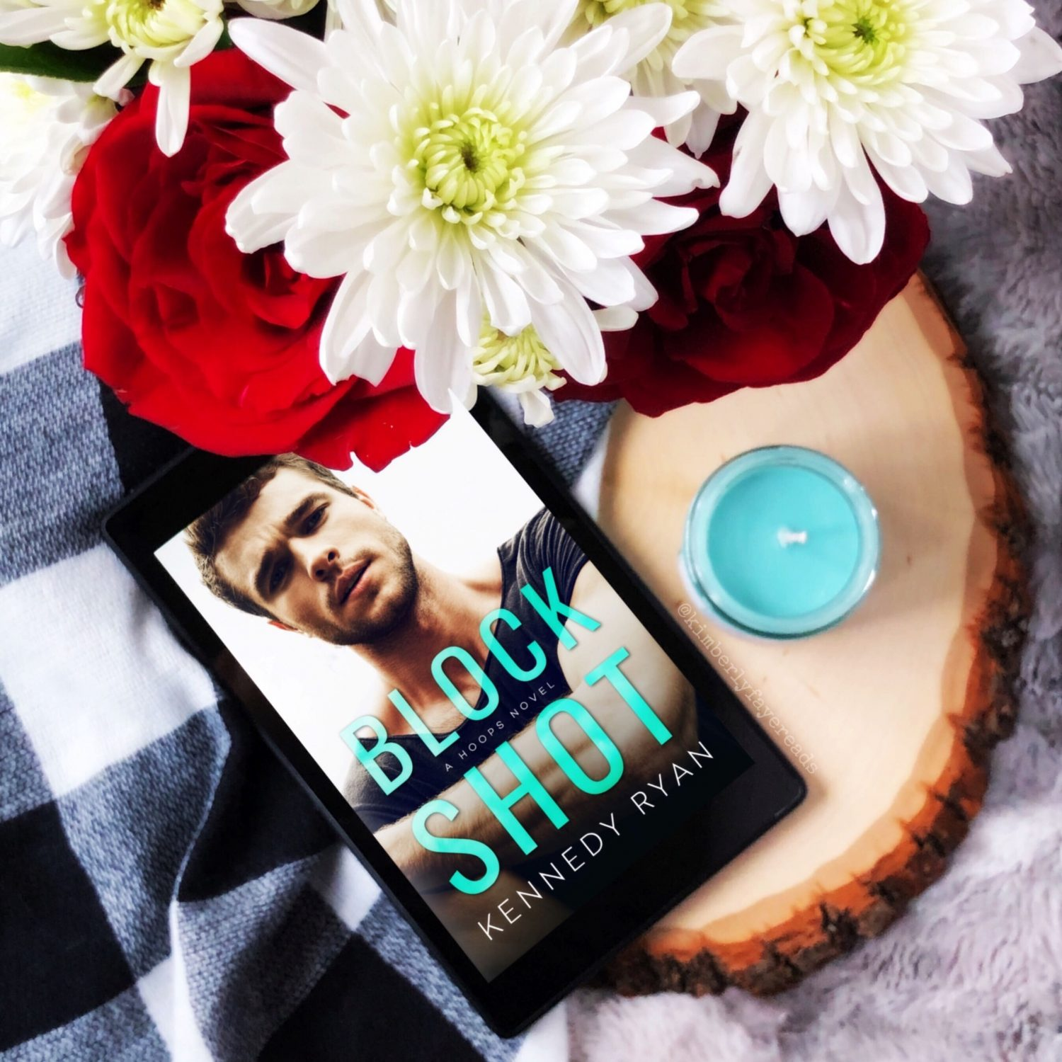In Review: Block Shot (Hoops #2) by Kennedy Ryan