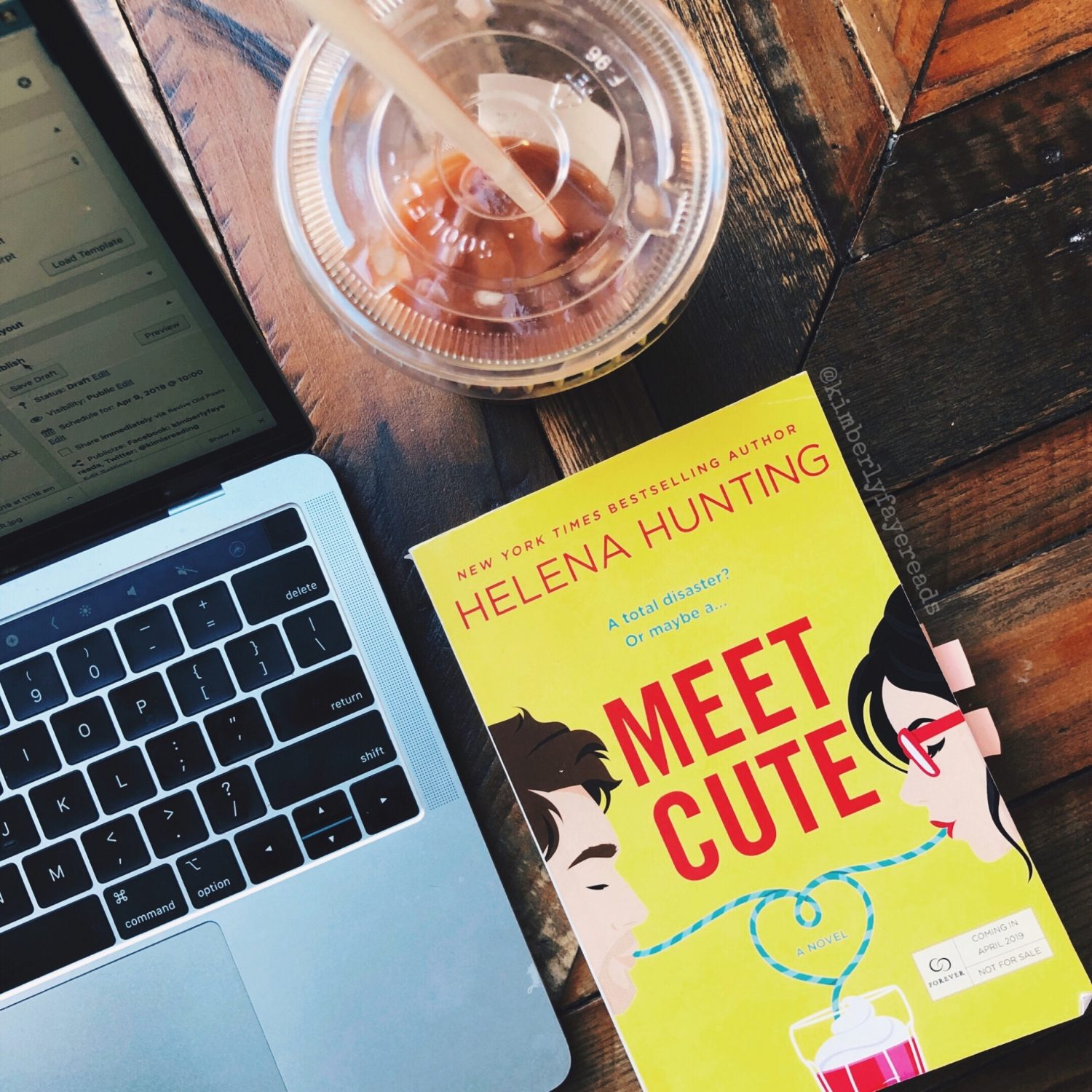 In Review: Meet Cute by Helena Hunting