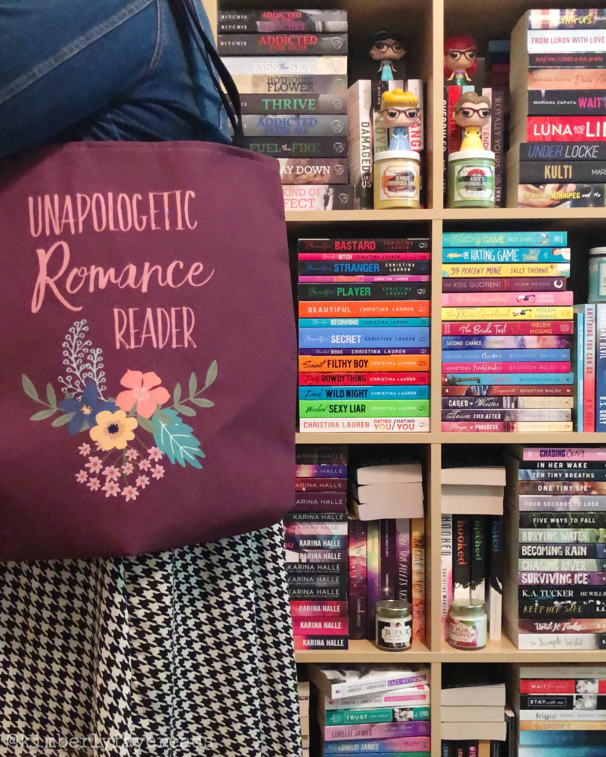 Unapologetic Romance Reader
