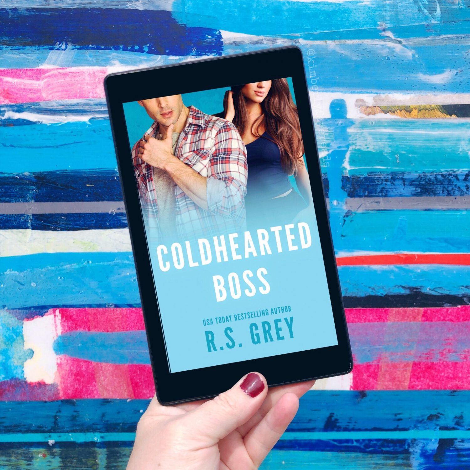 In Review: Coldhearted Boss by R S  Grey | kimberlyfaye reads