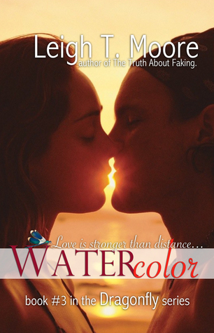 In Review: Watercolor (Dragonfly #3) by Leigh Talbert Moore