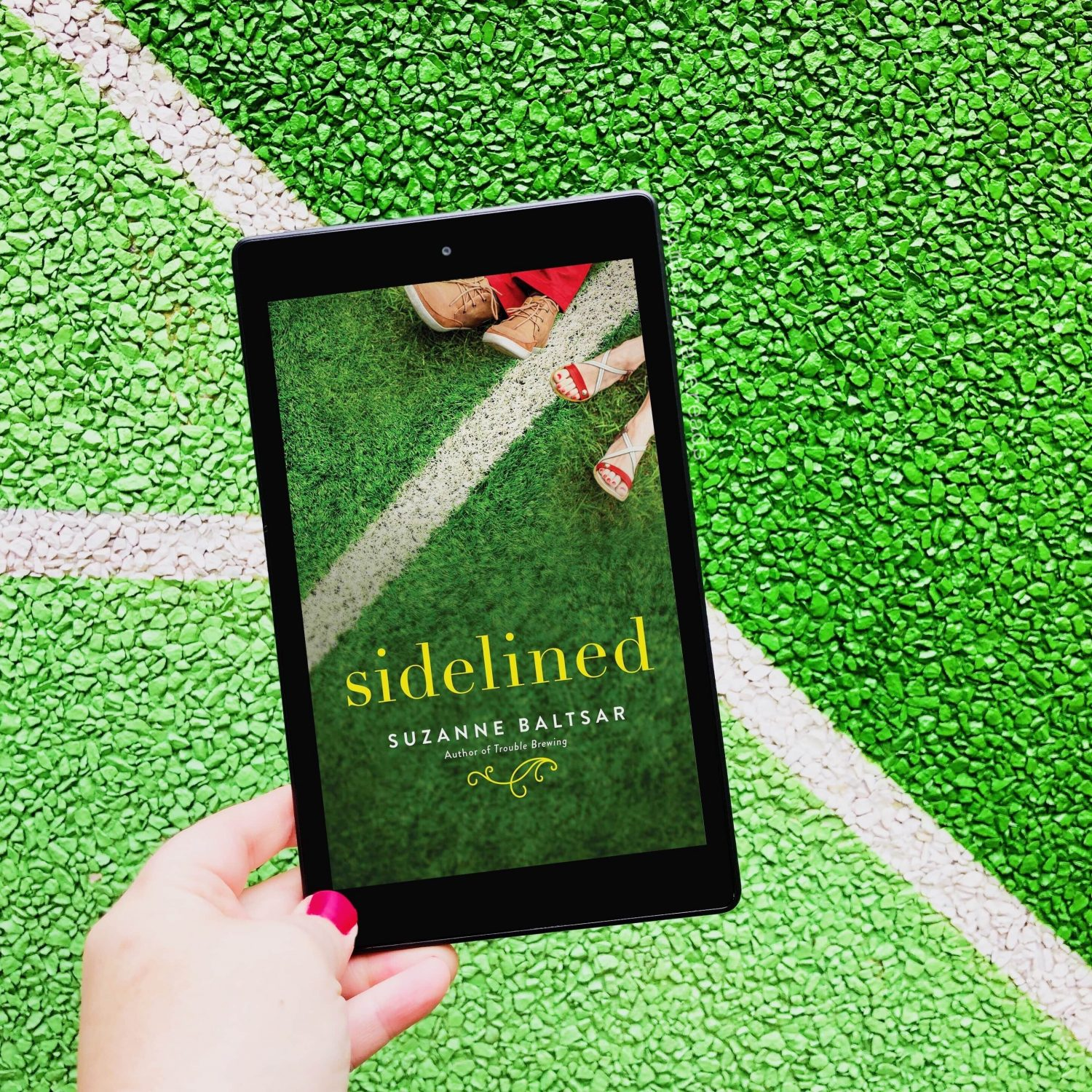In Review: Sidelined by Suzanne Baltsar