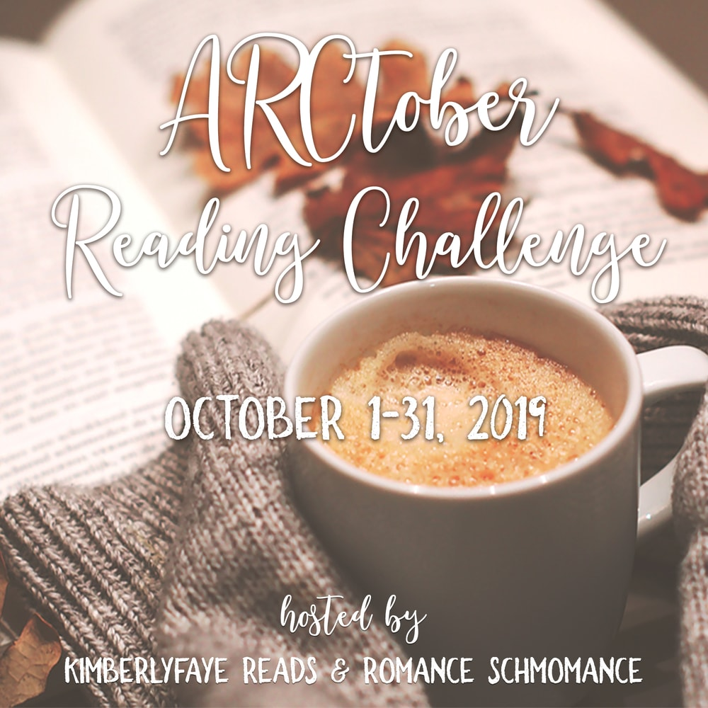 ARCtober 2019 Reading Challenge: Sign Up