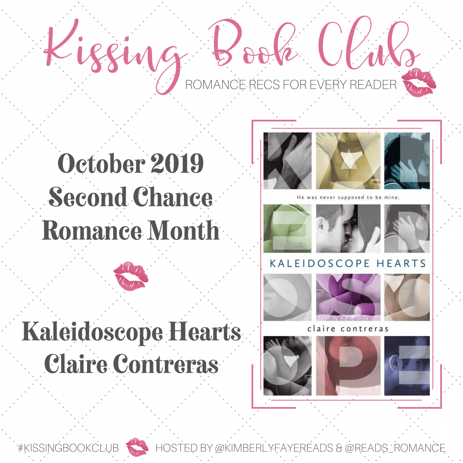 Kissing Book Club Oct. 19