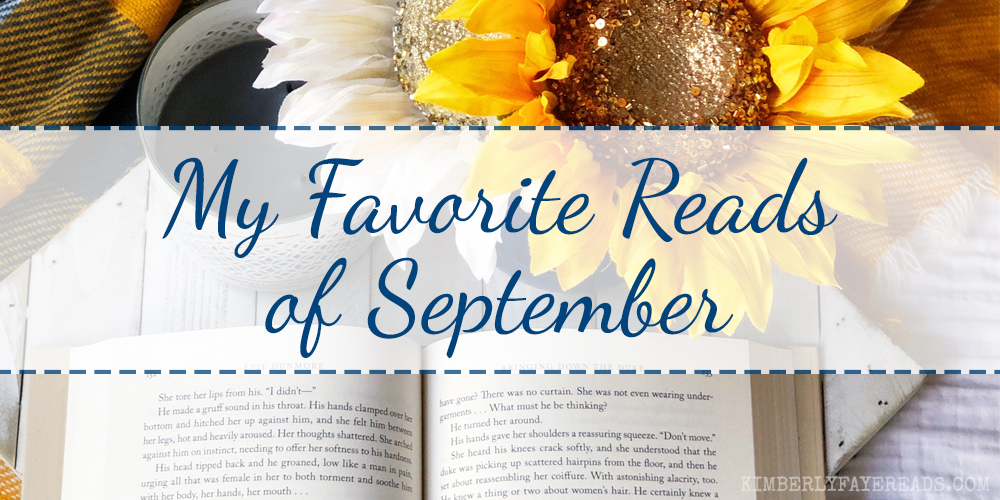 My Favorite Reads of September