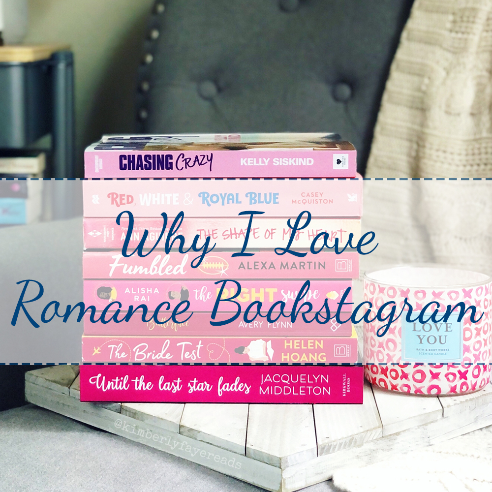 Why I Love Romance Bookstagram