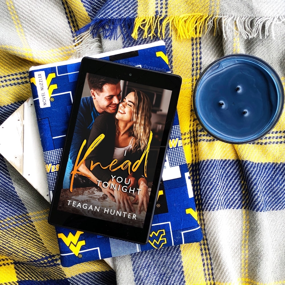 In Review: I Knead You Tonight (Slice Series #2) by Teagan Hunter