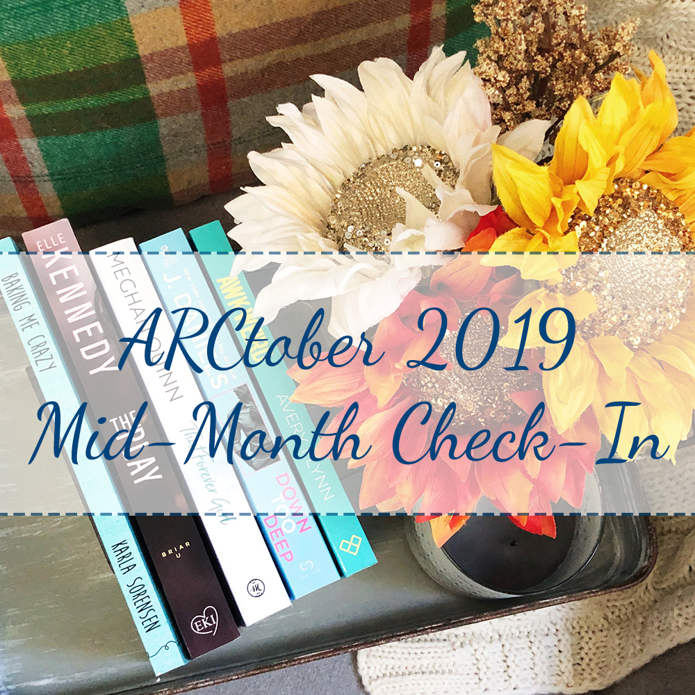 ARCtober 2019 Mid-Month Check-In