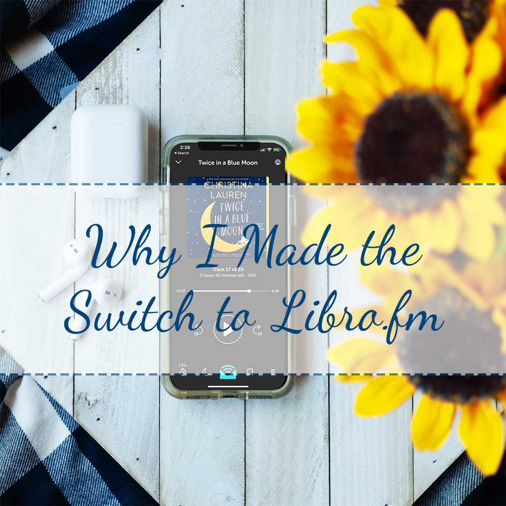 Why I Made the Switch to Libro.fm