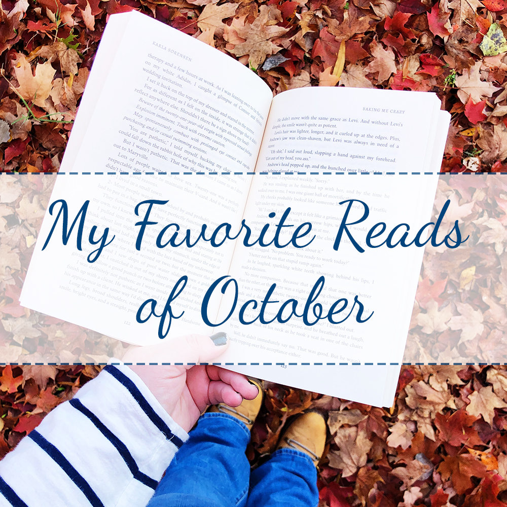 My Favorite Reads of October