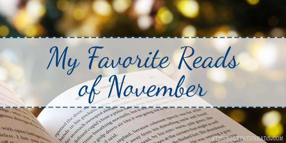 My Favorite Reads of November
