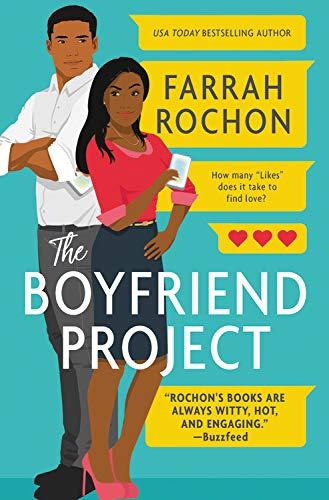 In Review: The Boyfriend Project (The Boyfriend Project #1) by Farrah Rochon