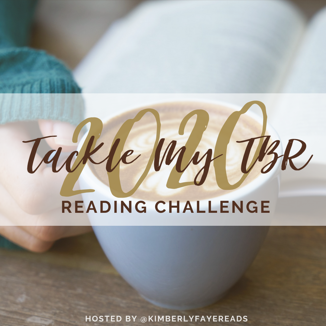 2020 Tackle My TBR Reading Challenge: January Check-In