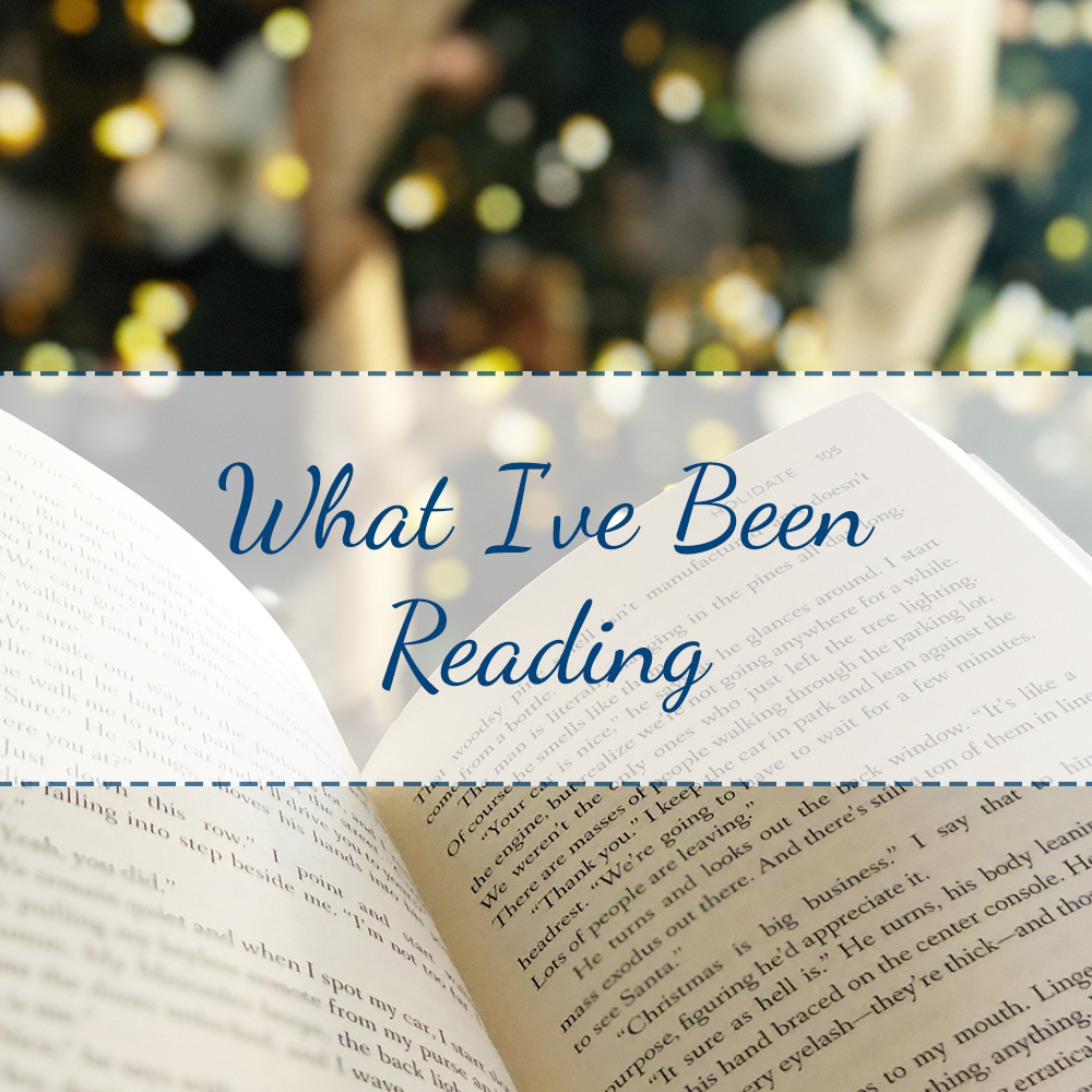 What I've Been Reading: December 2019