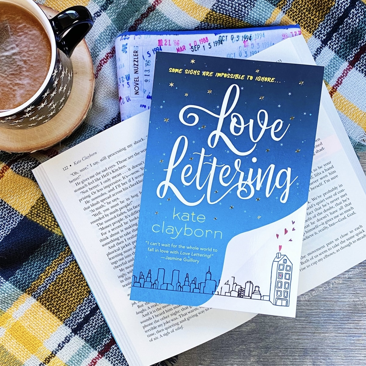 In Review: Love Lettering by Kate Clayborn