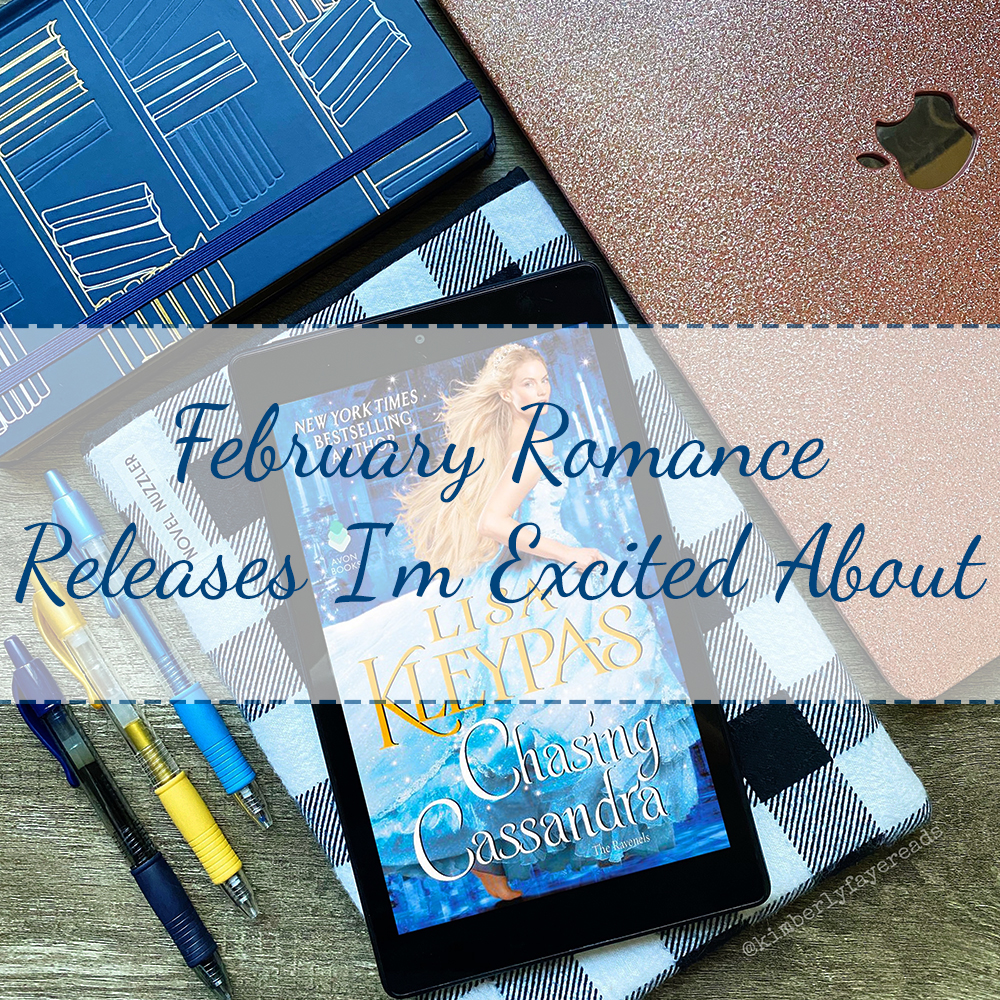 February Romance Releases I'm Excited About