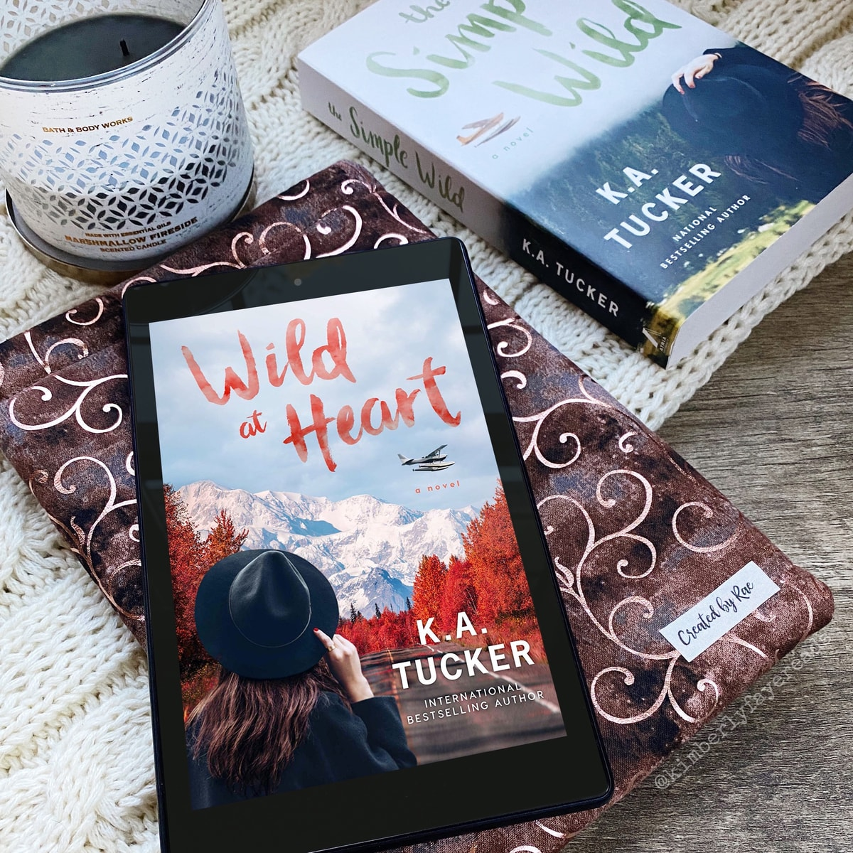 In Review: Wild at Heart (Wild #2) by K.A. Tucker