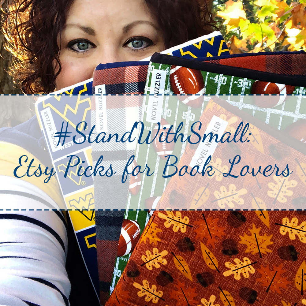 #StandWithSmall: Etsy Picks for Book Lovers