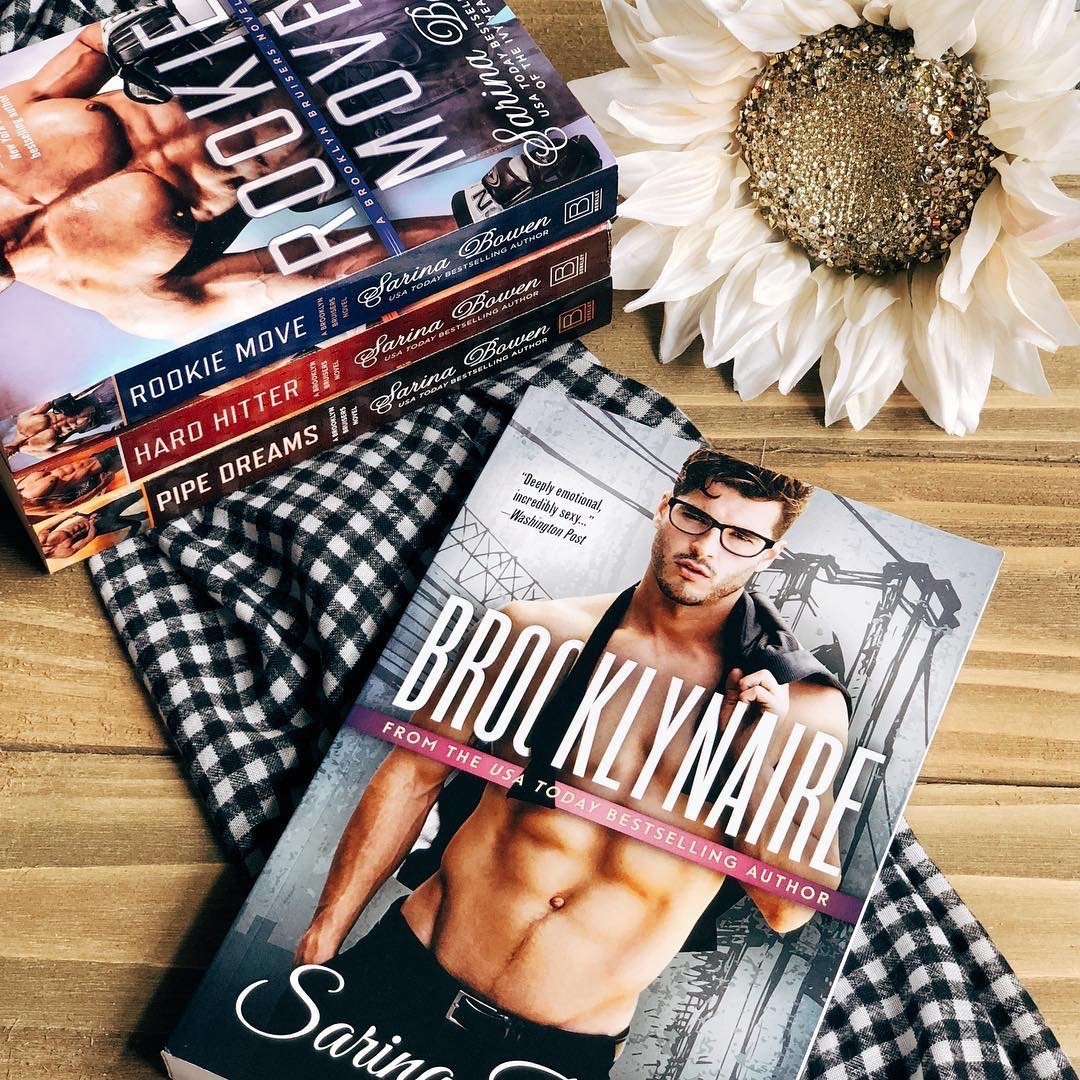 In Review: Brooklynaire (Brooklyn #4) by Sarina Bowen