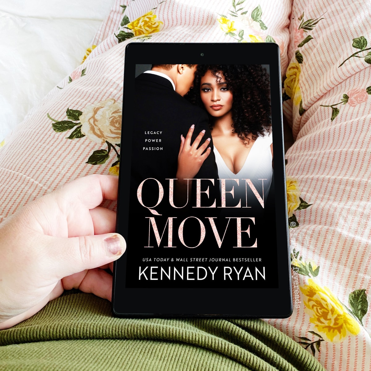In Review: Queen Move by Kennedy Ryan
