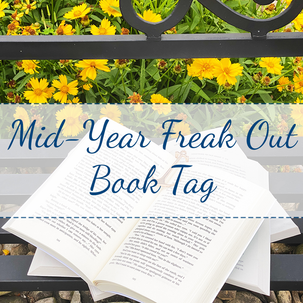 Mid-Year Freak Out Book Tag: 2020 Edition