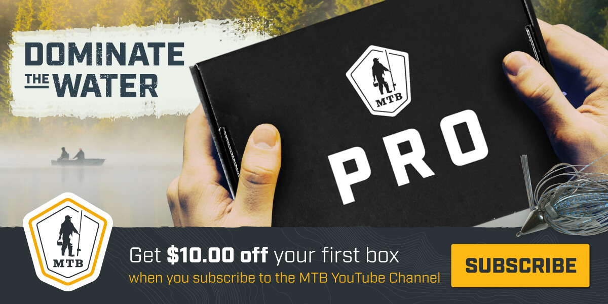 Subscribe to the MTB Youtube and get $10.00 off your first box