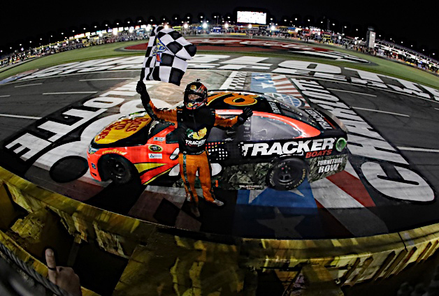 Truex's luck turns with dominating win in Coca-Cola 600